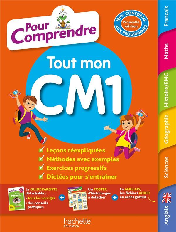 POUR COMPRENDRE TOUTES LES MATIERES  -  CM1 BREMONT/CHATELAIN HACHETTE