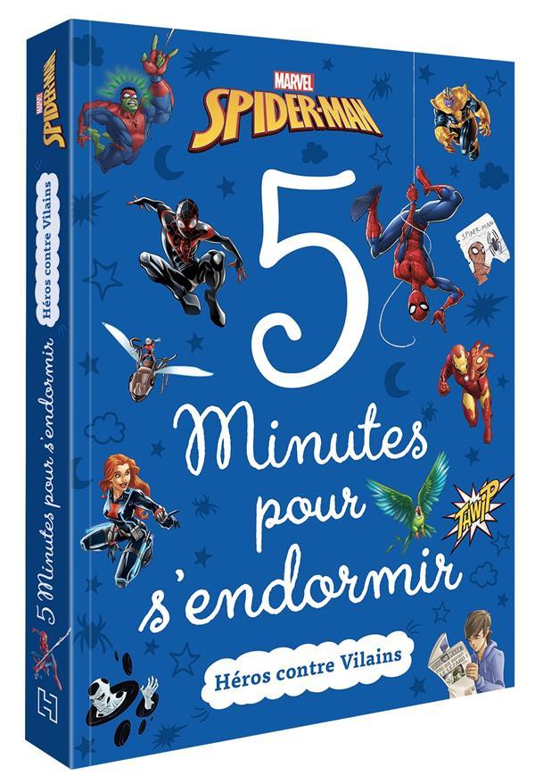 5 MINUTES POUR S'ENDORMIR  -  SPIDER-MAN  -  HEROS CONTRE VILAINS