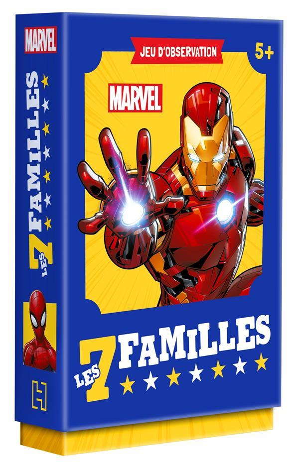 LES 7 FAMILLES XXX NC