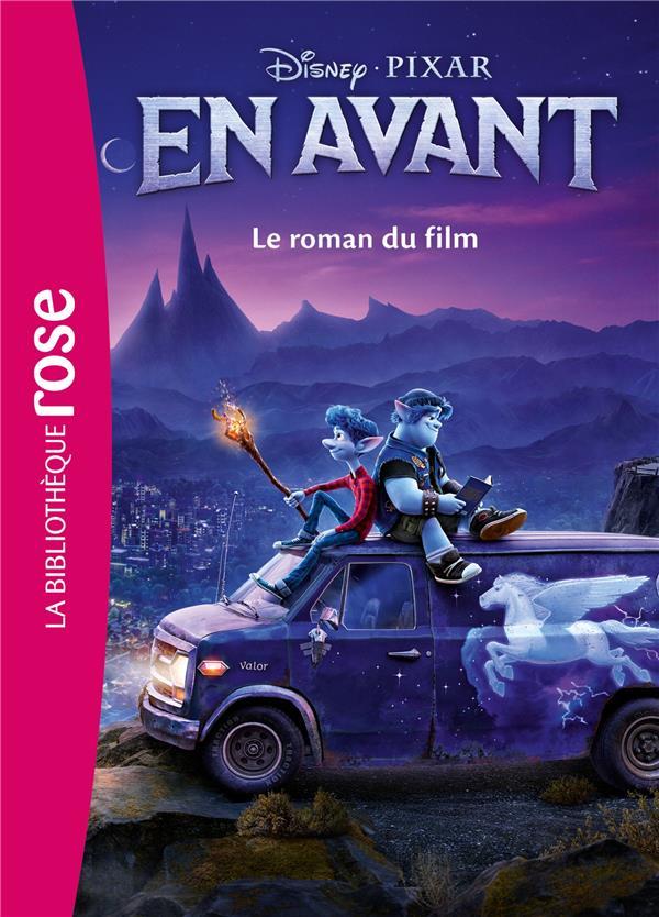 EN AVANT  -  LE ROMAN DU FILM