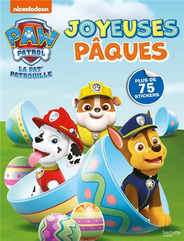 LA PAT'PATROUILLE  -  JOYEUSES PAQUES