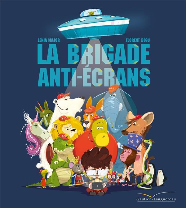 LA BRIGADE ANTI-ECRANS