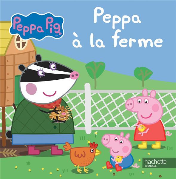 PEPPA PIG  -  PEPPA A LA FERME