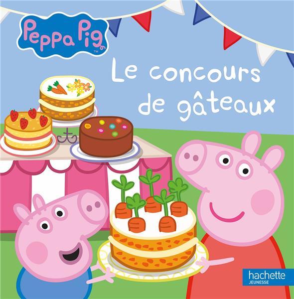 PEPPA PIG  -  LE CONCOURS DE GATEAUX