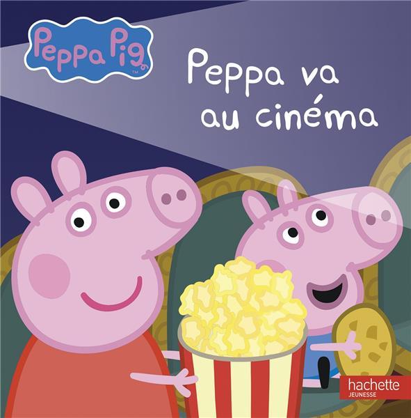 PEPPA PIG  -  PEPPA VA AU CINEMA