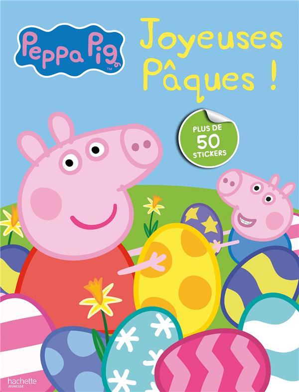 PEPPA PIG  -  JOYEUSES PAQUES !