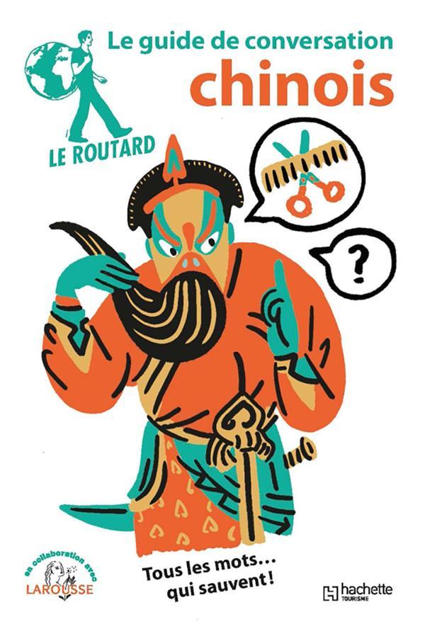 LE ROUTARD  -  LE GUIDE DE CONVERSATION CHINOIS COLLECTIF HACHETTE