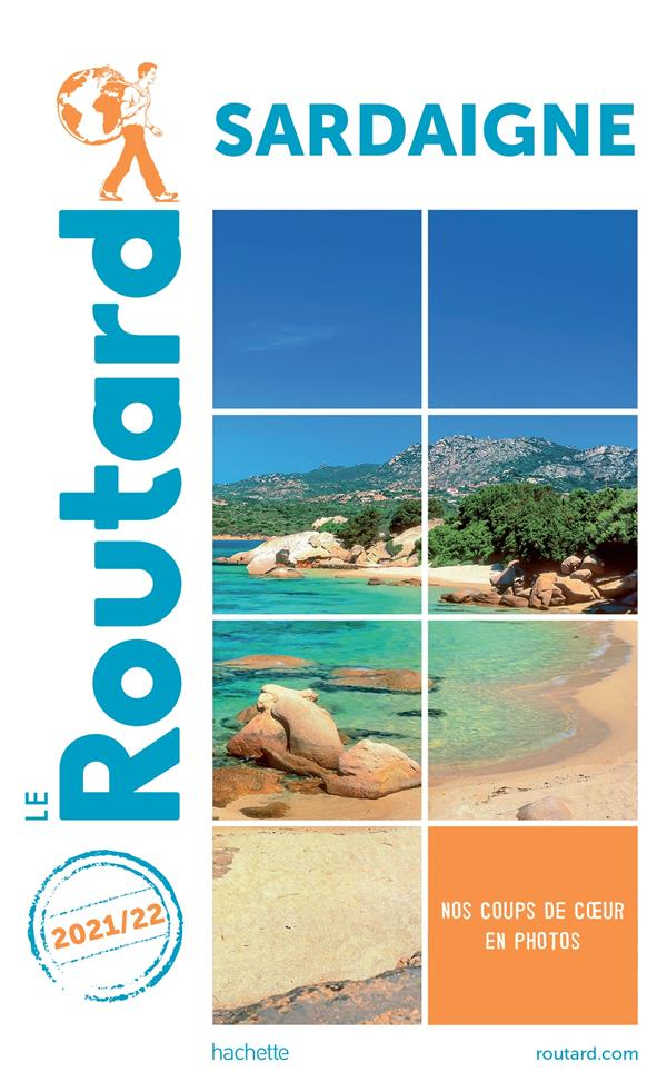GUIDE DU ROUTARD  -  SARDAIGNE (EDITION 20212022) XXX HACHETTE