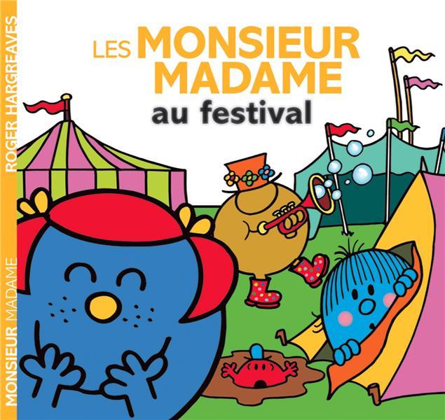 LES MONSIEUR MADAME AU FESTIVAL XXX HACHETTE