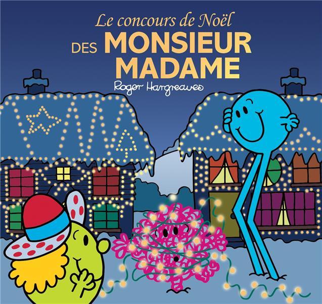 LE CONCOURS DE NOEL DES MONSIEUR MADAME