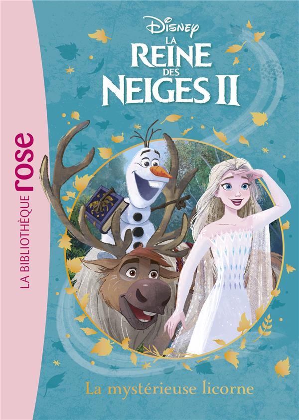 LA REINE DES NEIGES 2 - T11 - WALT DISNEY COMPANY HACHETTE