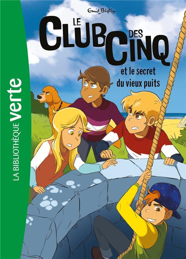 LE CLUB DES CINQ T.20  -  LE CLUB DES CINQ ET LE SECRET DU VIEUX PUITS XXX HACHETTE