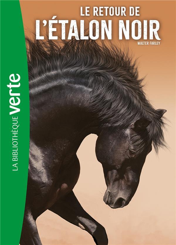 L'ETALON NOIR T.2  -  LE RETOUR DE L'ETALON NOIR FARLEY WALTER HACHETTE