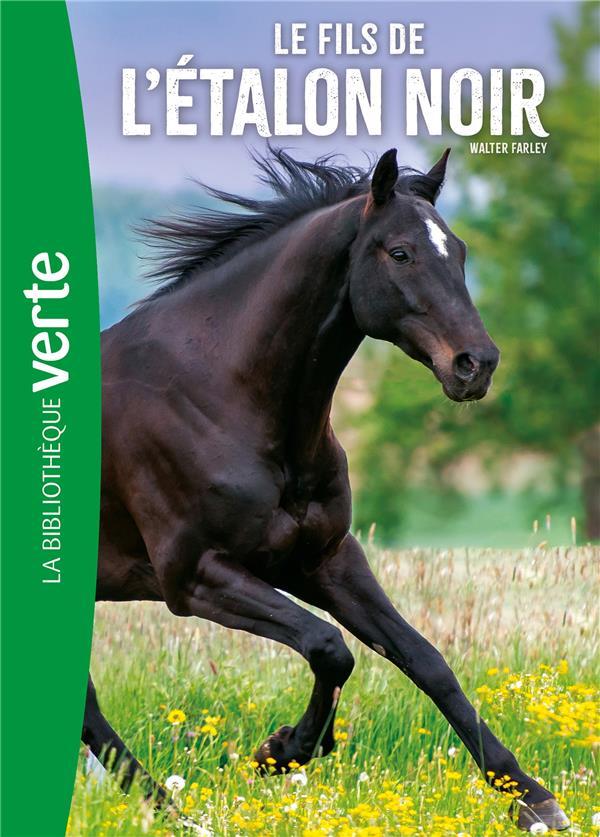 L'ETALON NOIR T.4  -  LE FILS DE L'ETALON NOIR FARLEY WALTER HACHETTE