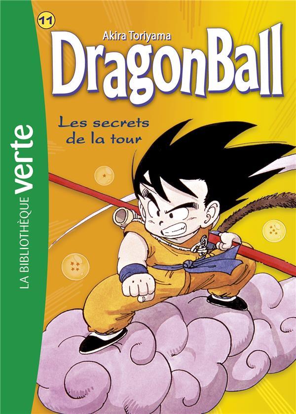 DRAGON BALL  T.11  -  LES SECRETS DE LA TOUR TORIYAMA, AKIRA HACHETTE