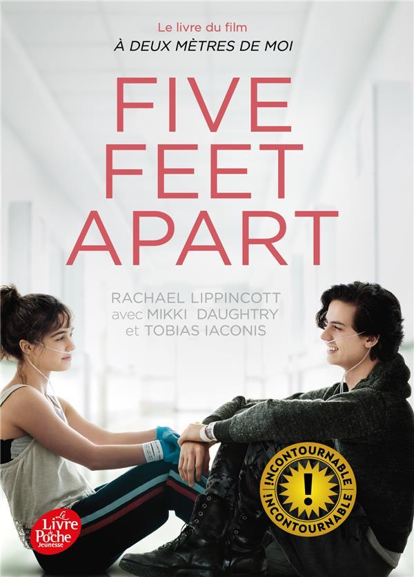 FIVE FEET APART LIPPINCOTT/DAUGHTRY HACHETTE