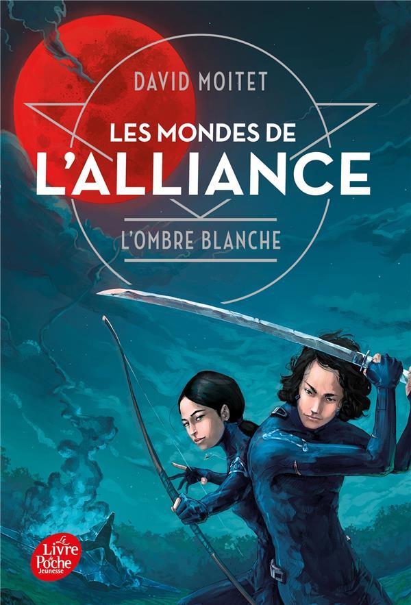 LES MONDES DE L'ALLIANCE T.1  -  L'OMBRE BLANCHE MOITET, DAVID HACHETTE