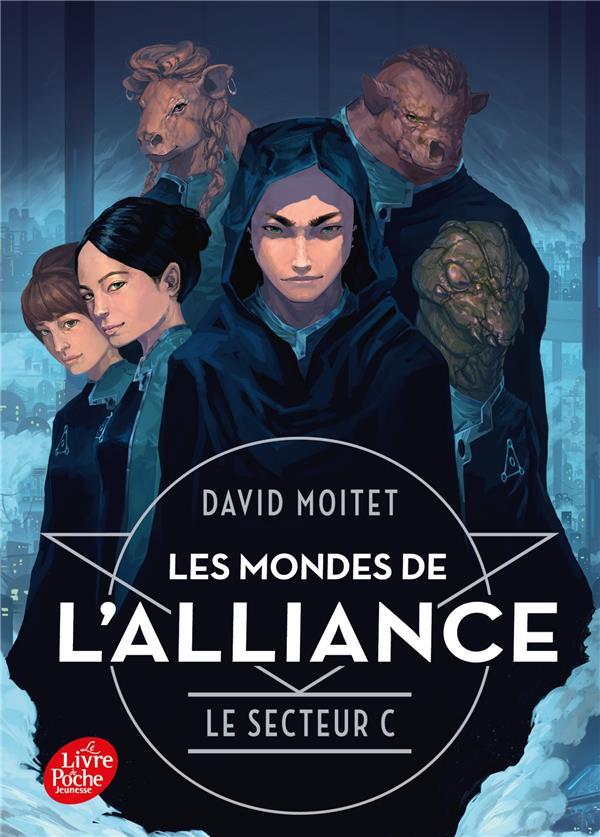 LES MONDES DE L'ALLIANCE - TOME 2 - LE SECTEUR C MOITET, DAVID HACHETTE