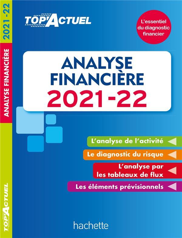 TOP'ACTUEL ANALYSE FINANCIERE 2021-2022 MEYER, GILLES HACHETTE