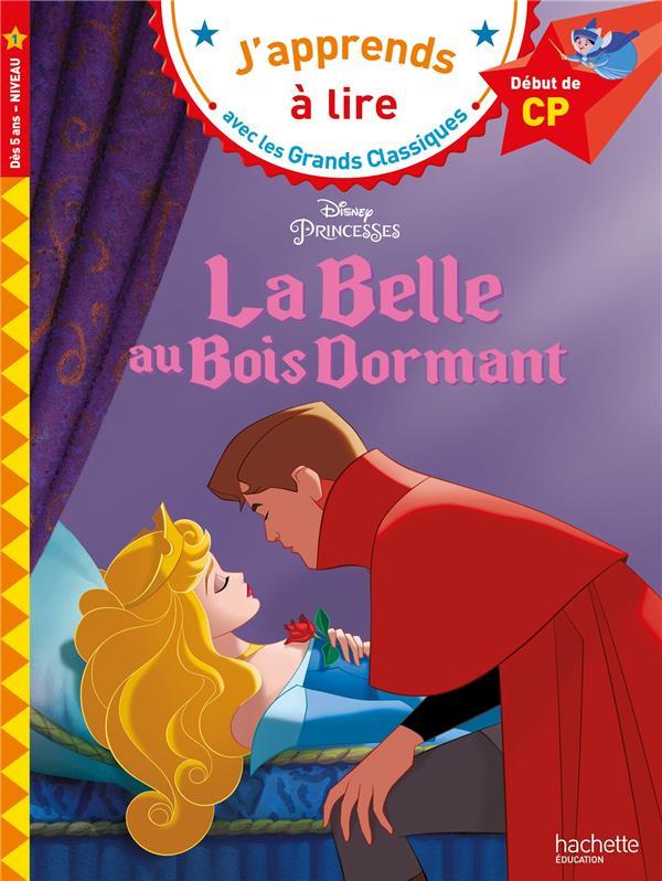 DISNEY - LA BELLE AU BOIS DORM ALBERTIN/GEFFROY HACHETTE
