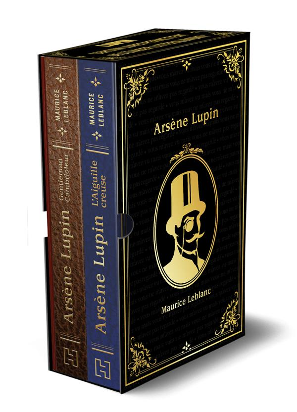 ARSENE LUPIN, GENTLEMAN CAMBRIOLEUR  -  L'AIGUILLE CREUSE XXX HACHETTE