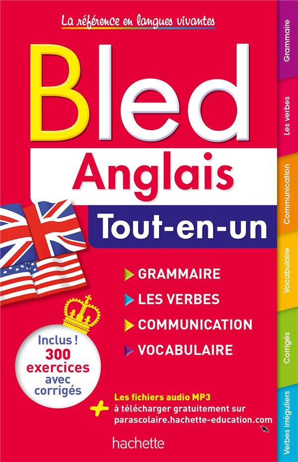 BLED  -  ANGLAIS  -  TOUT-EN-UN