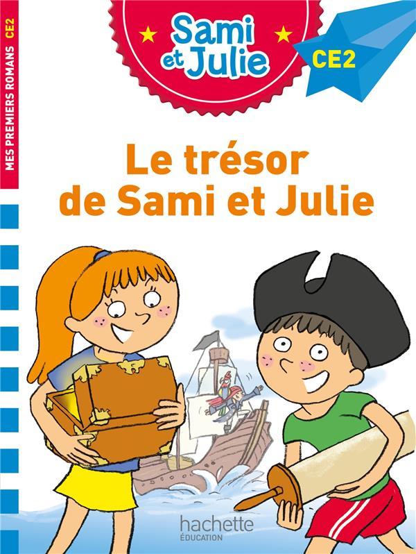 SAMI ET JULIE CE2  -  LE TRESOR DE SAMI ET JULIE