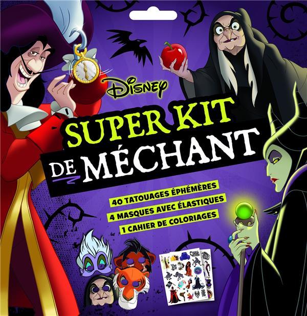 SUPER KIT DE MECHANTS
