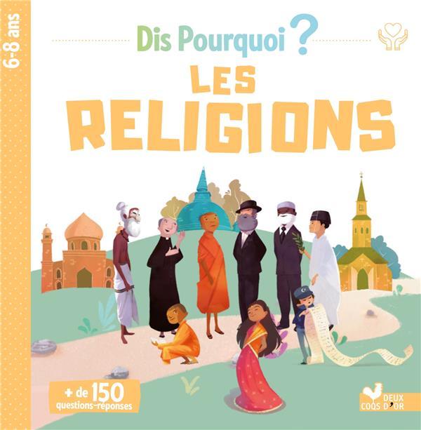 LES RELIGIONS  MULLENHEIM, SOPHIE DE  HACHETTE