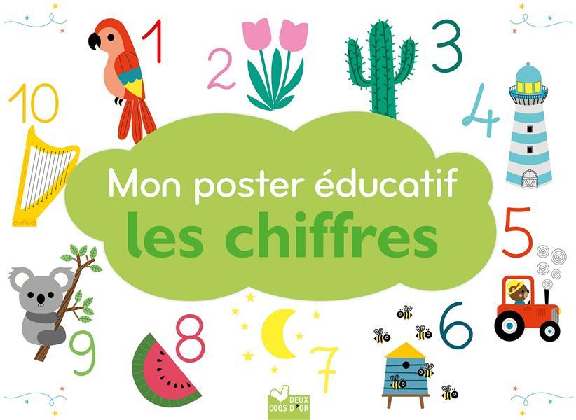 MON POSTER EDUCATIF LES CHIFFRES GWE NC