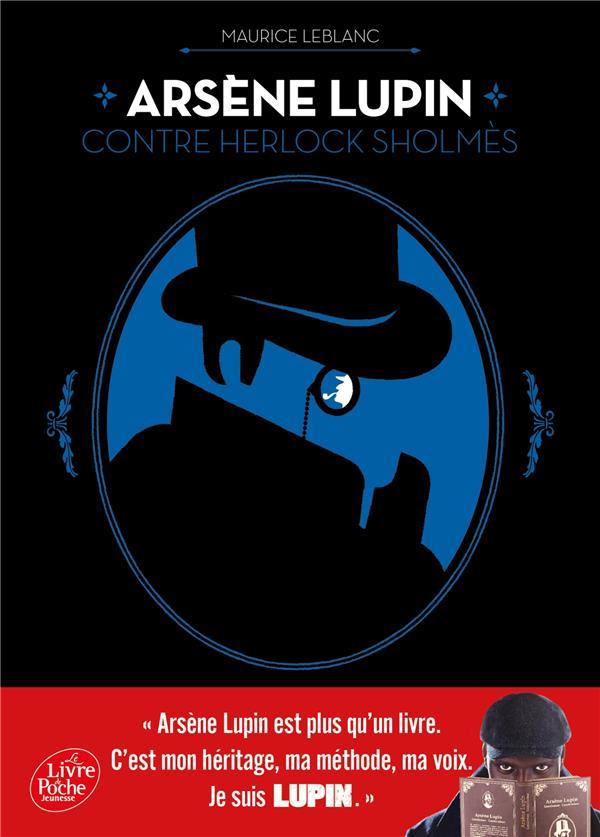 ARSENE LUPIN CONTRE HERLOCK SHOLMES : LA DAME BLONDE SUIVI DE LA LAMPE JUIVE - LA DAME BLONDE SUIVI LEBLANC, MAURICE NC