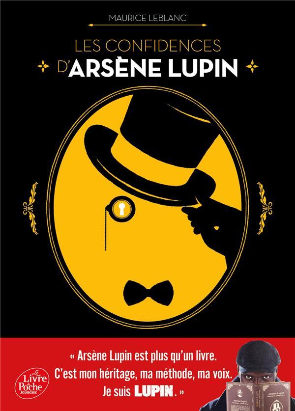 LES CONFIDENCES D'ARSENE LUPIN - NOUVELLE EDITION A L'OCCASION DE LA SERIE NETFLIX LEBLANC MAURICE NC