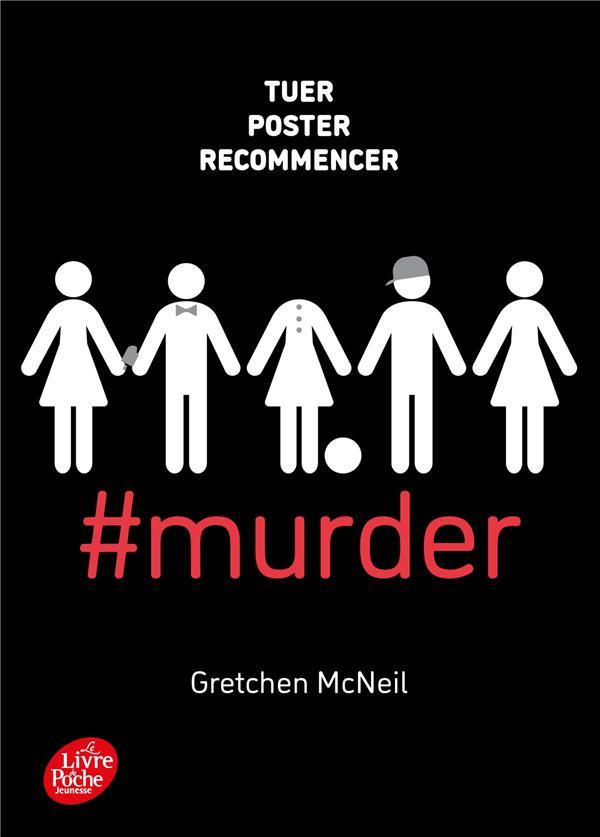 #MURDER T.1 MCNEIL, GRETCHEN HACHETTE