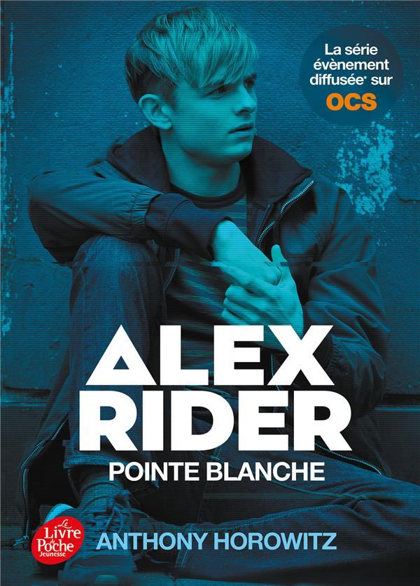 ALEX RIDER T.2  -  POINTE BLANCHE