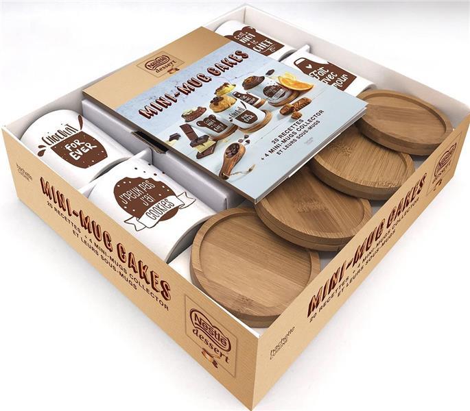 MINI-MUG CAKES NESTLE DESGAGES, AURELIE HACHETTE