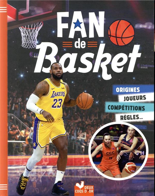 FAN DE BASKET