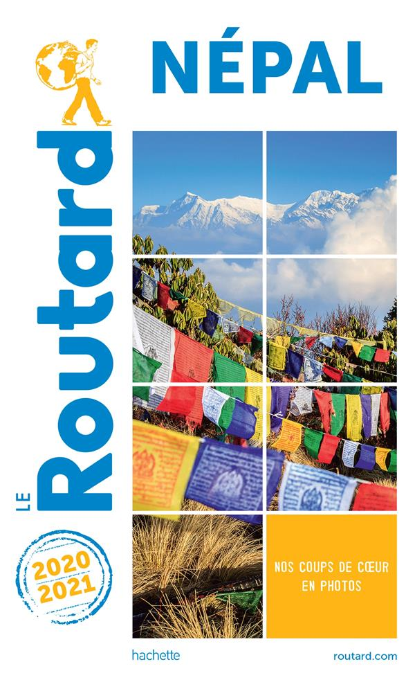 GUIDE DU ROUTARD  -  NEPAL (EDITION 20202021)
