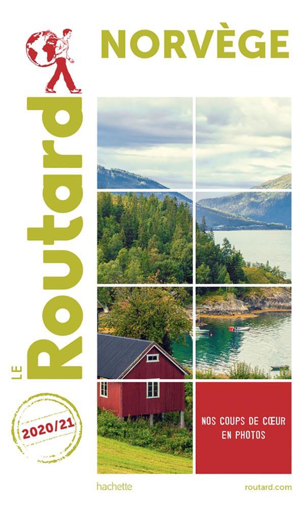 GUIDE DU ROUTARD  -  NORVEGE (EDITION 20202021)