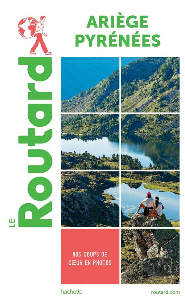GUIDE DU ROUTARD  -  ARIEGE, PYRENEES