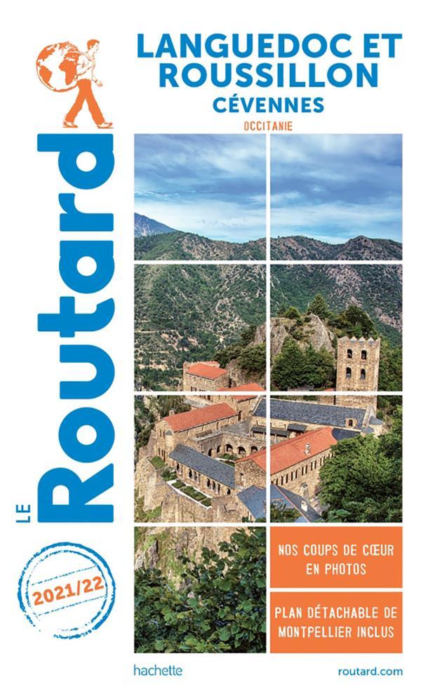 GUIDE DU ROUTARD  -  LANGUEDOC -ROUSSILLON  -  CEVENNES (OCCITANIE) (EDITION 20212022) XXX HACHETTE