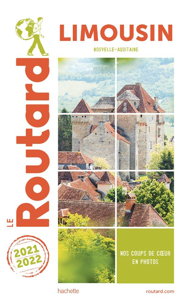 GUIDE DU ROUTARD LIMOUSIN 202122