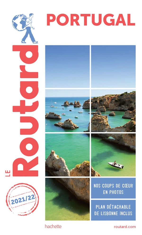 GUIDE DU ROUTARD  -  PORTUGAL (EDITION 20212022) COLLECTIF HACHETTE HACHETTE