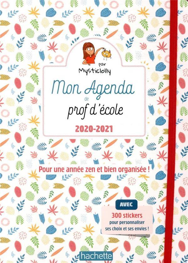 MON AGENDA DE PROF DES ECOLES (EDITION 20202021)