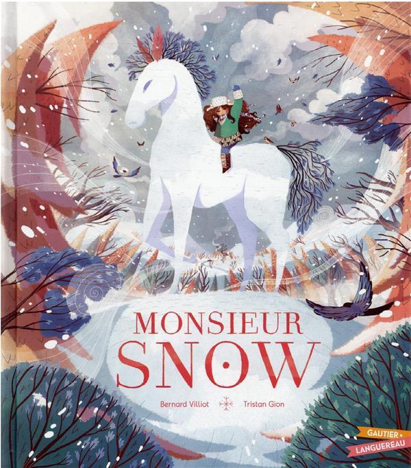 MONSIEUR SNOW VILLIOT/GION HACHETTE