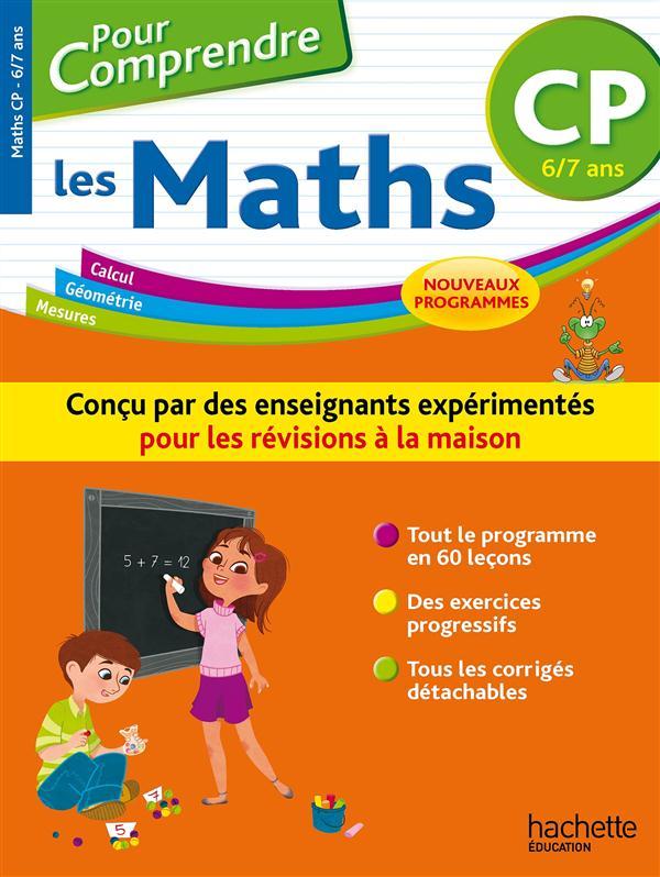 POUR COMPRENDRE LES MATHS  -  CP