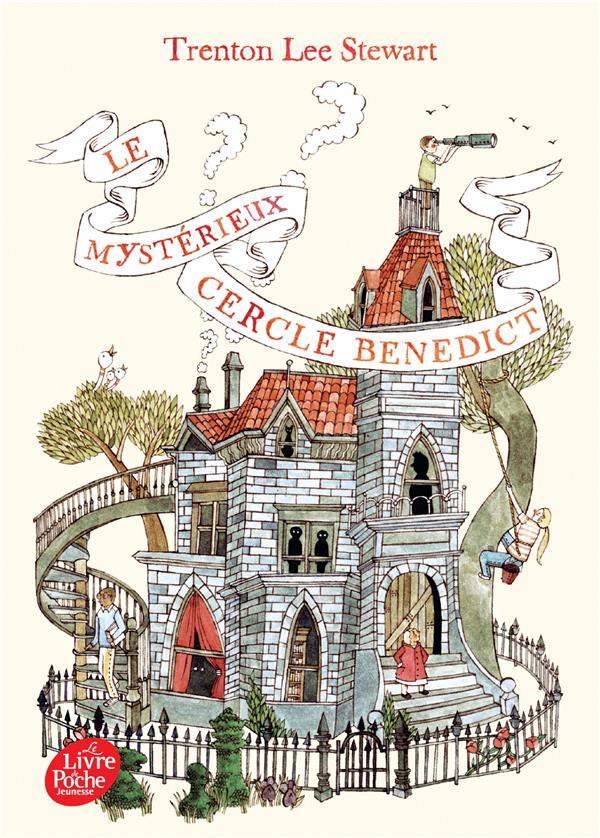 LE MYSTERIEUX CERCLE BENEDICT T.1