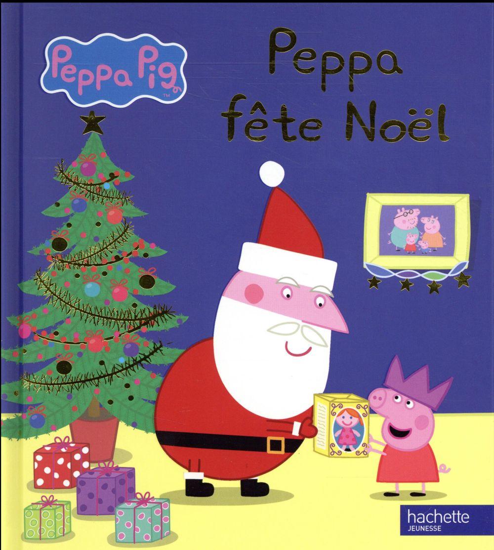 PEPPA PIG  -  PEPPA FETE NOEL