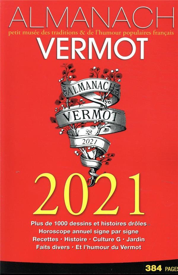 ALMANACH VERMOT 2021 XXX HACHETTE