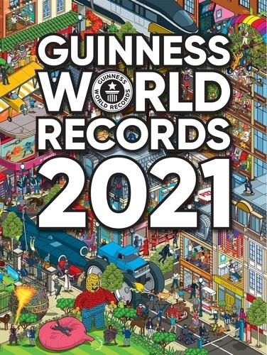 GUINNESS WORLD RECORDS (EDITION 2021) XXX HACHETTE