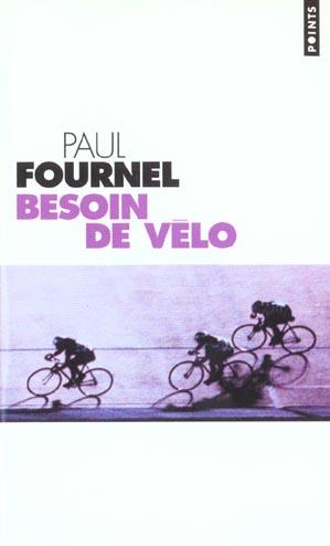 BESOIN DE VELO FOURNEL PAUL SEUIL
